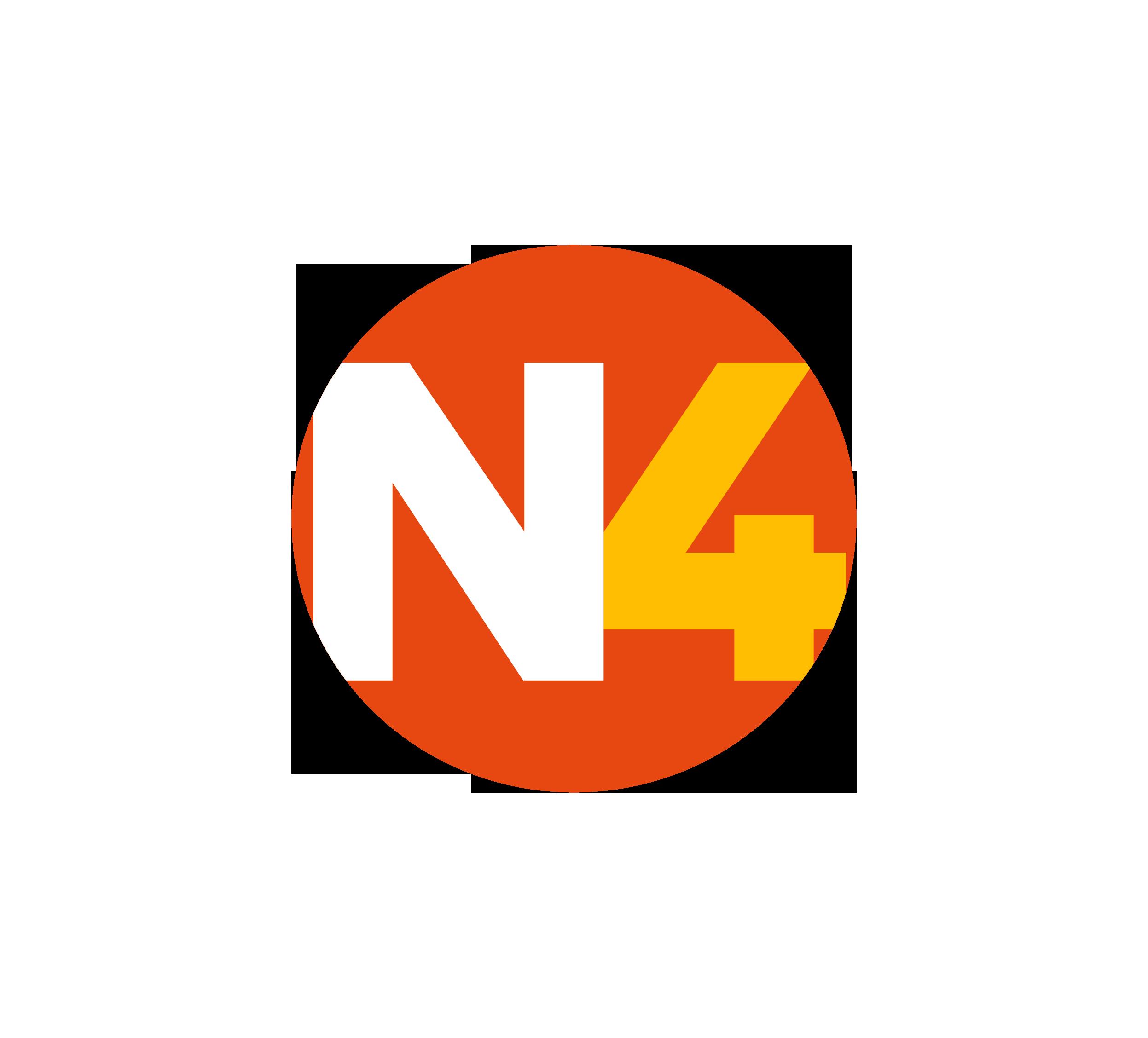 n4 logo transparente