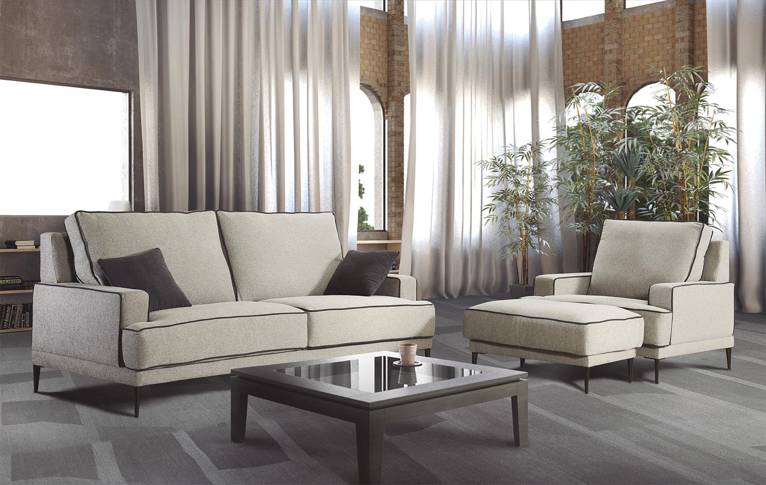 sofas integración escenario 3d