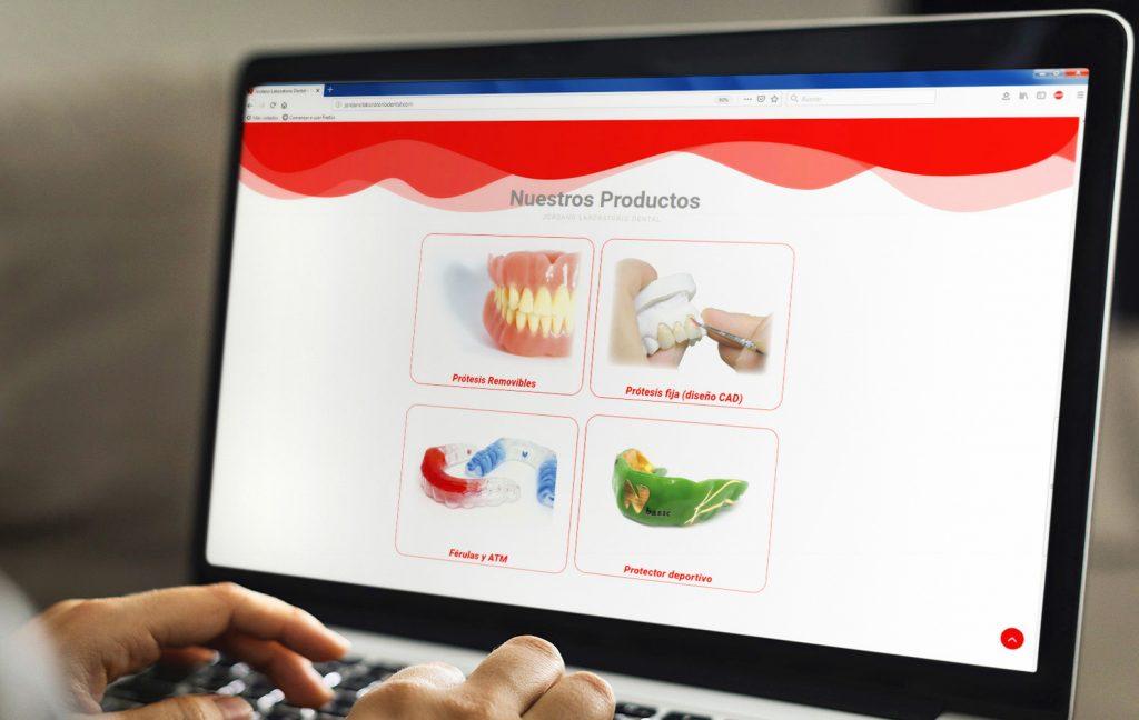 diseño de páginas web en Málaga